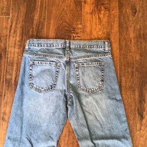 Old Navy Bottoms - 3/$15 Boys husky straight fit light wash jeans